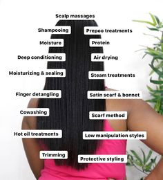 Hairlicious Inc.: 5 Lessons I've Learned To Achieve Healthy Relaxed Hair