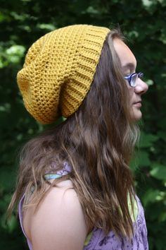 Hey, I found this really awesome Etsy listing at https://www.etsy.com/listing/154771033/banded-slouchy-beanie-made-to-order