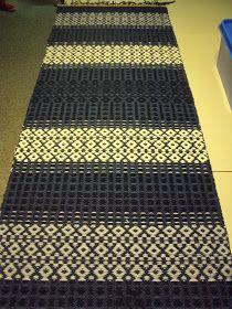 Weaving Patterns, Recycled Fabric, Rug Hooking, Scandinavian Style, Woven Rug, Rag Rugs, Needlepoint, Pattern Design, Hand Weaving