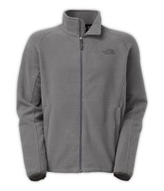When the fish are biting long after the sun sets, stay comfortable with this super-warm, midweight zip-up fleece that features a durable grid backing and a Relaxed Fit for effortless layering.