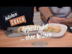 Rezept: Apfelstrudel selber machen #KITCHENCOACH - YouTube