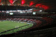 Torcida do Flamengo no Maracanã enlouquece até estrangeiros