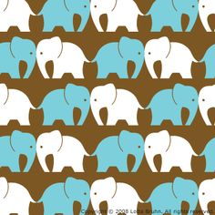 Not really excited about the color, but in something different this would make a great one-wall wallpaper for a nursery.