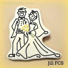 jill fcs | Jill FCS bride and groom