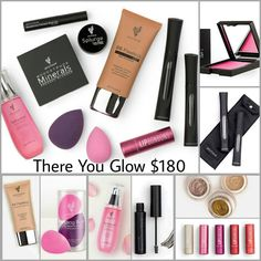 There you glow Collection #younique
