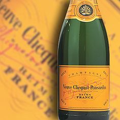 A true French Champagne when a sparkling wine simply won't do.  Veuve Clicquot NV Brut | World Market.