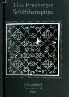 Tina Frauberger Schiffchenspitze *Large (18.8 MB) pdf*  I have this one but cant read it... patterns are awesome tho