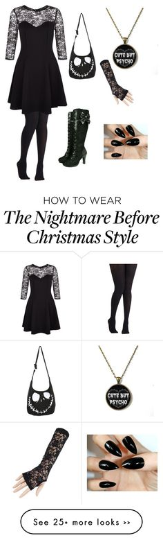 """""""Untitled #22"""" by shadow-cheshire on Polyvore featuring Demonia"""