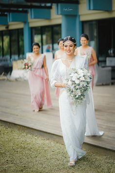 Sari Wedding Dresses, Bridal Sari, Wedding Sari, Bridal Dresses, Glamorous Wedding, Elegant Wedding Dress, Christian Wedding Sarees, Srilankan Wedding, Brides Maid Gown
