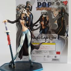 Tag a friend who would love this! Trafalgar Law [Female Version] Action Figure    FREE Shipping Worldwide. We accept PayPal and Credit Cards.    Buy one here---> http://www.loguetown.com/trafalgar-law-female-version-action-figure/