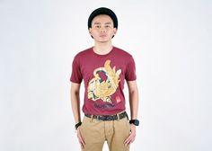 Gatot Kaca  #gantibaju.com #tee #gatotkaca #design #indonesian