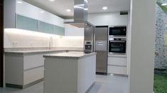 10 ideas de muebles modulares ¡para cocinas modernas! (de Claudia María Delgado)