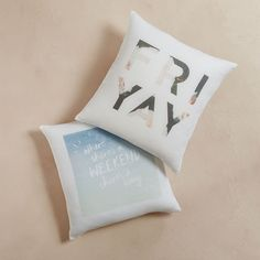 Weekend-ready pillow covers and 4 other Friday Favorites from Lauren Conrad