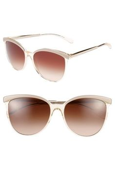Oliver Peoples 'Ria' 58mm Sunglasses available at #Nordstrom