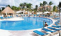 General Info The Mayan Riviera stretches from Cancun all the way to Chetumal, and occupies 240 miles of the Yucatan's Caribbean coast.