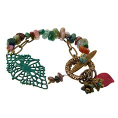 My Favorite Fusion Beads bracelet.  This is positively amazing.  LOVE IT!