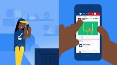 Sports Stadium provides similar content like scores, in-game analysis, stats, etc., as other sports apps like ESPN; the difference lies in t Facebook New Features, Online Marketing, Social Media Marketing, Marketing News, Digital Marketing, Whatsapp Marketing, The Imitation Game, Mlb Games, Sports Stadium