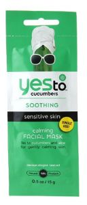 Target- Free Yes to Cucumbers Calming Mask & Money Maker