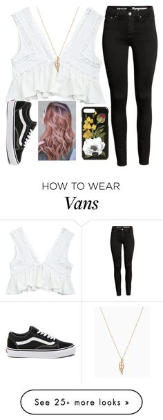 """""""Untitled #2173"""" by tokyoghoul1 on Polyvore featuring Vans and Dolce&Gabbana"""