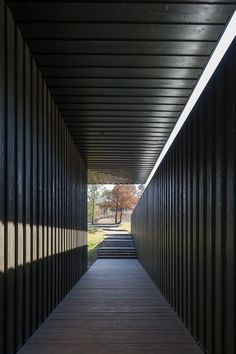 """Four cubes to contemplate our environment"" (Tadao Ando), château La Coste, Le Puy-Sainte-Réparade 