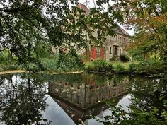 . Abandoned, Abandoned Places, Germany, Left Out, Ruin