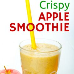 As seen on 'The Dr Oz Show,' this Crispy Apple Smoothie Recipe is part of a diet that can help you shed two pounds overnight. Lose weight while you sleep!