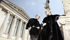 AVANTI Furs | www.avantifurs.com | Blackglama Mink