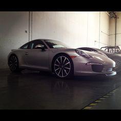 2012 Porsche 991 Carerra S - #exoticsracing