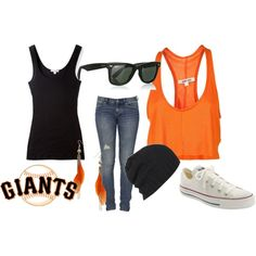 Perfect for a San Francisco Giants day game