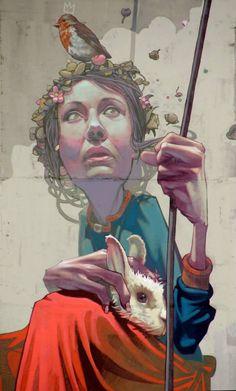 Artist Sainer...Paris13