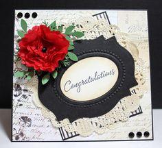 Tissue Paper Congratulations