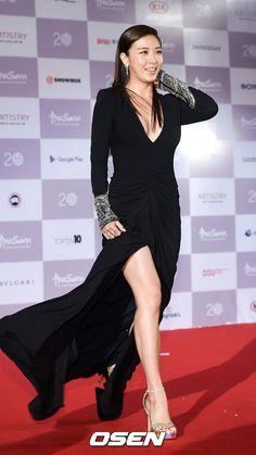 [포토섹션]부산 국제영화제 레드카펫~ 하지원.손예진의 섹시 매력은?[