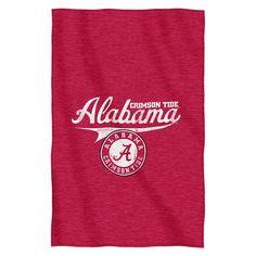 Alabama Crimson Tide NCAA Sweatshirt Throw