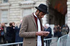 Men Street Style Retro Looks 6