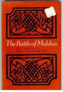 Amazon.com: The Battle of Maldon: E. V. (editor) ; Elphinston, John Gordon: Books