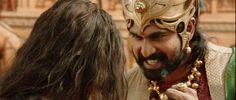 Watch Baahubali Dialogue Trailer ft. Prabhas, Rana Daggubati, Anushka.  	   	Baahubali is an upcoming Indian movie that is simultaneously being shot in Telugu and Tamil. The film will also be dubbed in Hindi, Malayalam and in several othe