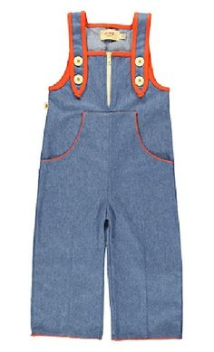 Alba BabY - Adian Pocket Crawler Rompers, Pocket, Mini, Baby, Dresses, Style, Fashion, Vestidos, Swag
