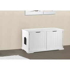 Merry Products Kitty Condo Bench & Reviews   Wayfair