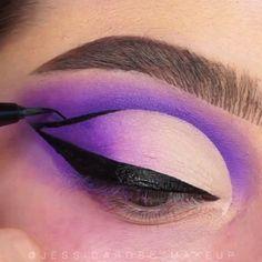 Eye Makeup Tips Rave Makeup Eye makeup Tips Makeup Eye Looks, Eye Makeup Art, Crazy Makeup, Eye Makeup Tips, Smokey Eye Makeup, Cute Makeup, Gorgeous Makeup, Makeup Videos, Skin Makeup