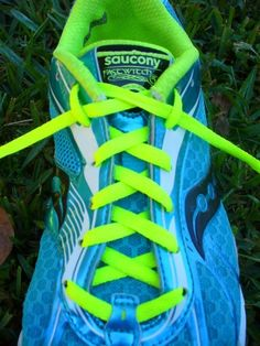 a few helpful ways to lace running shoes to fit your feet better, Maybe I can finally wear my tennis shoes without them hurting.