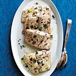 Herb and Lemon Roasted Striped Bass Recipe | MyRecipes.com