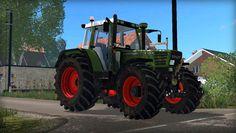 Fendt Favorit 515 v2.0 - http://fs15world.com/tractors/fendt-favorit-515-mod
