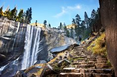 Yosemite National Park puzzle in Waterfalls jigsaw puzzles on TheJigsawPuzzles.com. Play full screen, enjoy Puzzle of the Day and thousands more.