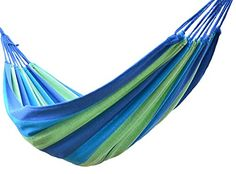 Ultra Light Double Hammocks Nylon Outdoor 2 Person Camping Hammock Leisure >>> Click image for more details.