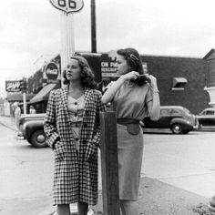 Photo by Nina Leen, 1947.