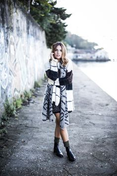 justthedesign:   Mafalda Castro is wearing a... A Fashion Tumblr full of Street Wear, Models, Trends & the lates
