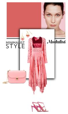 Feminine Touch by modalist on Polyvore featuring polyvore, fashion, style, Valentino, Aurélie Bidermann and clothing