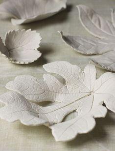 DIY - Clay Leaf Bowls - Urban Comfort