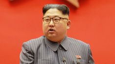 Kim Jong-Un Taunts The U.S. With His Nuclear Button During A New Years Day Address