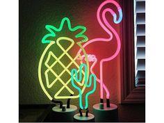 Sunnylife Neon Lamp 'Ananas' (large)